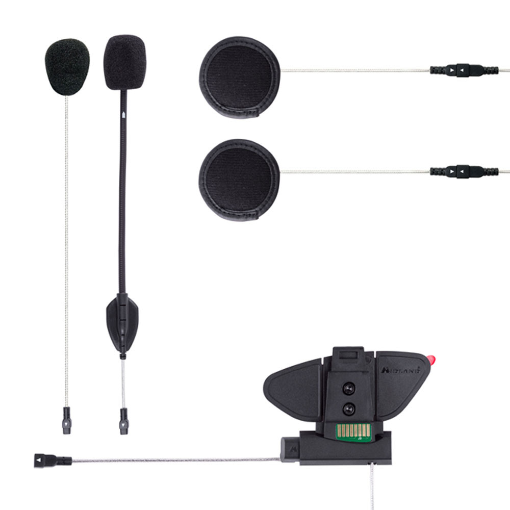 BT PRO ​AUDIO KIT/MOUNTING KIT - 2 speakers/2 microphones