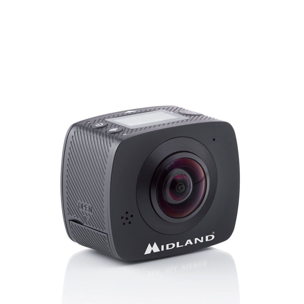 H360 PANORAMIC ACTION CAMERA FULL HD 1920 X 960