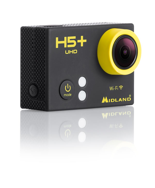 NEW H5+ (UHD 4K-25FPS) ACTION CAM