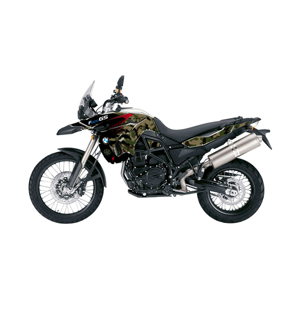 BMW F 800 GS (08-12) – CAMO ARMY
