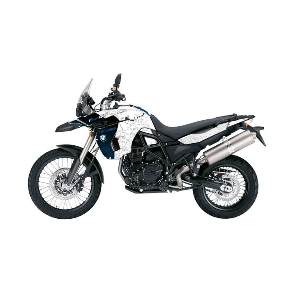 BMW F 800 GS (08-12) – EXPLORER