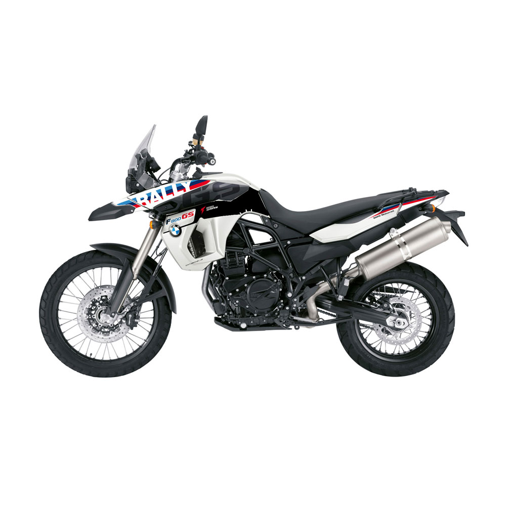 BMW F 800 GS (08-12) – RALLY