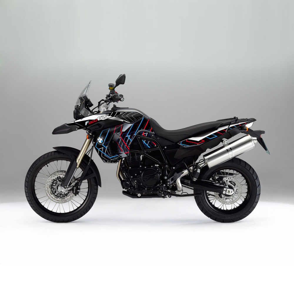 BMW F 800 GS (08-12) – ARROW