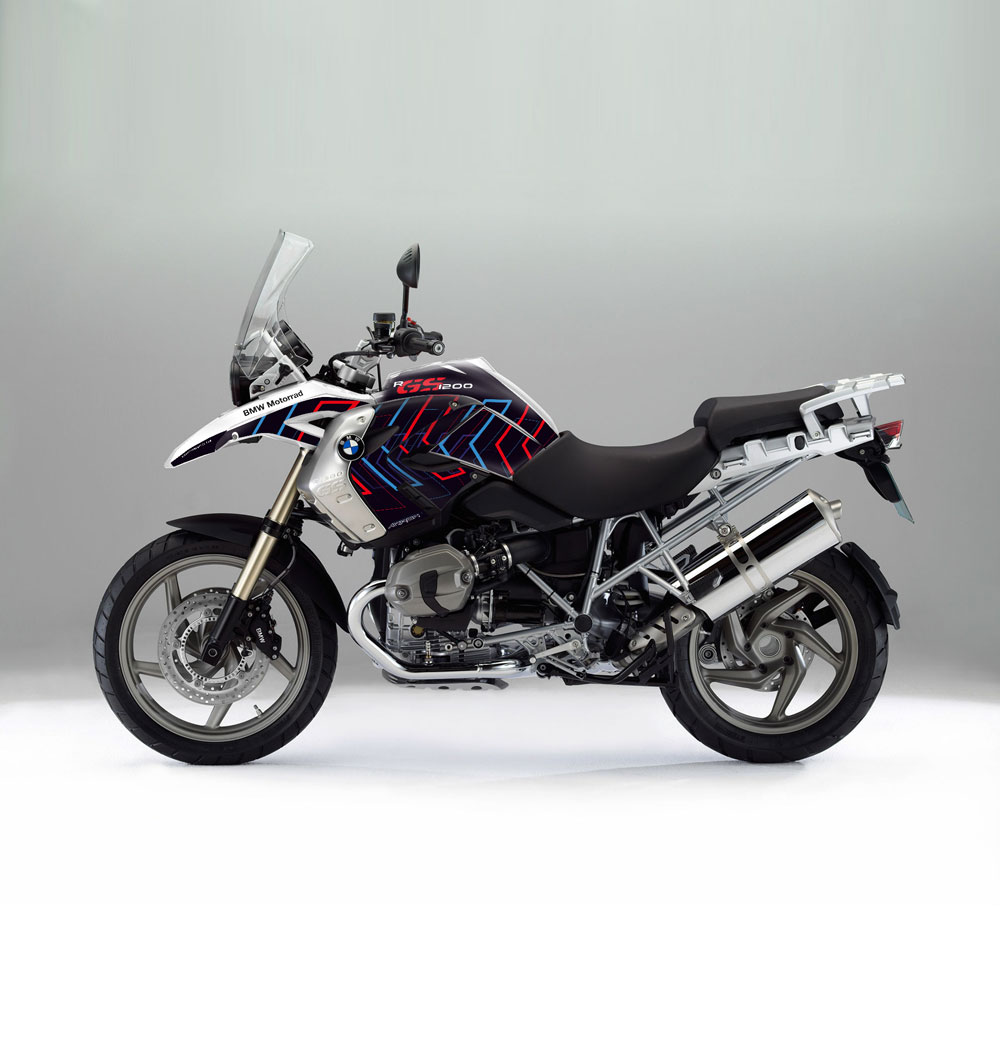 BMW R 1200 GS (08-12) – ARROW
