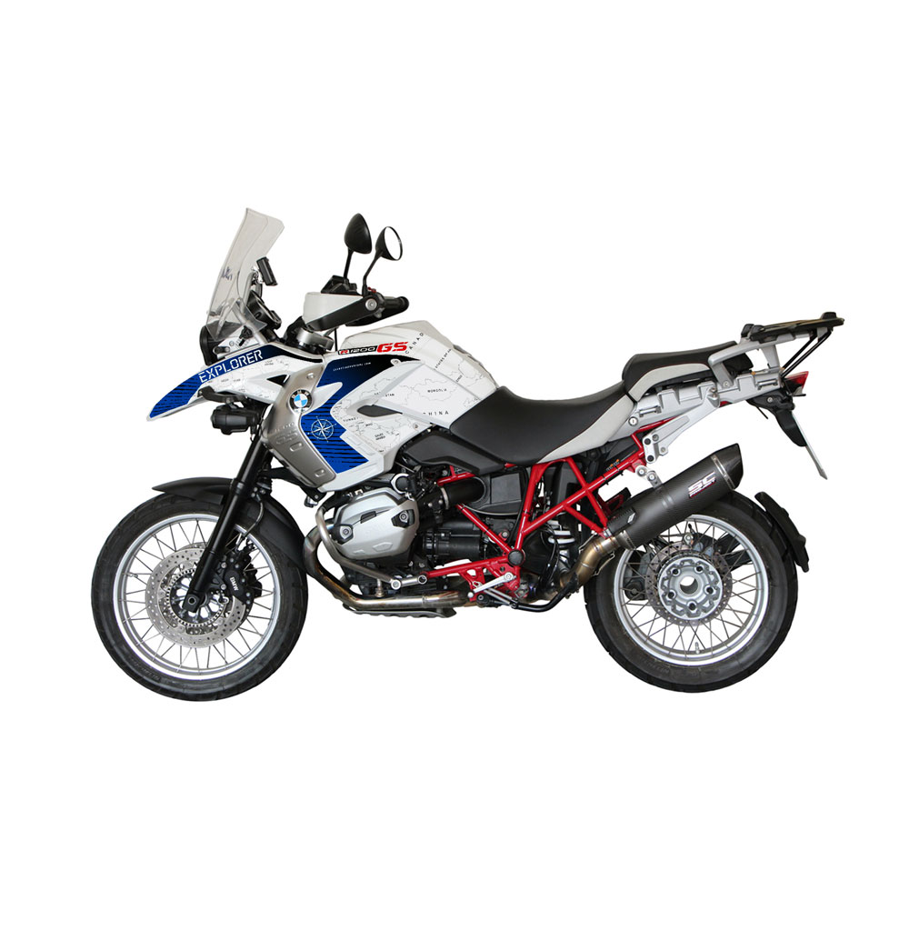 BMW R 1200 GS (08-12) – EXPLORER