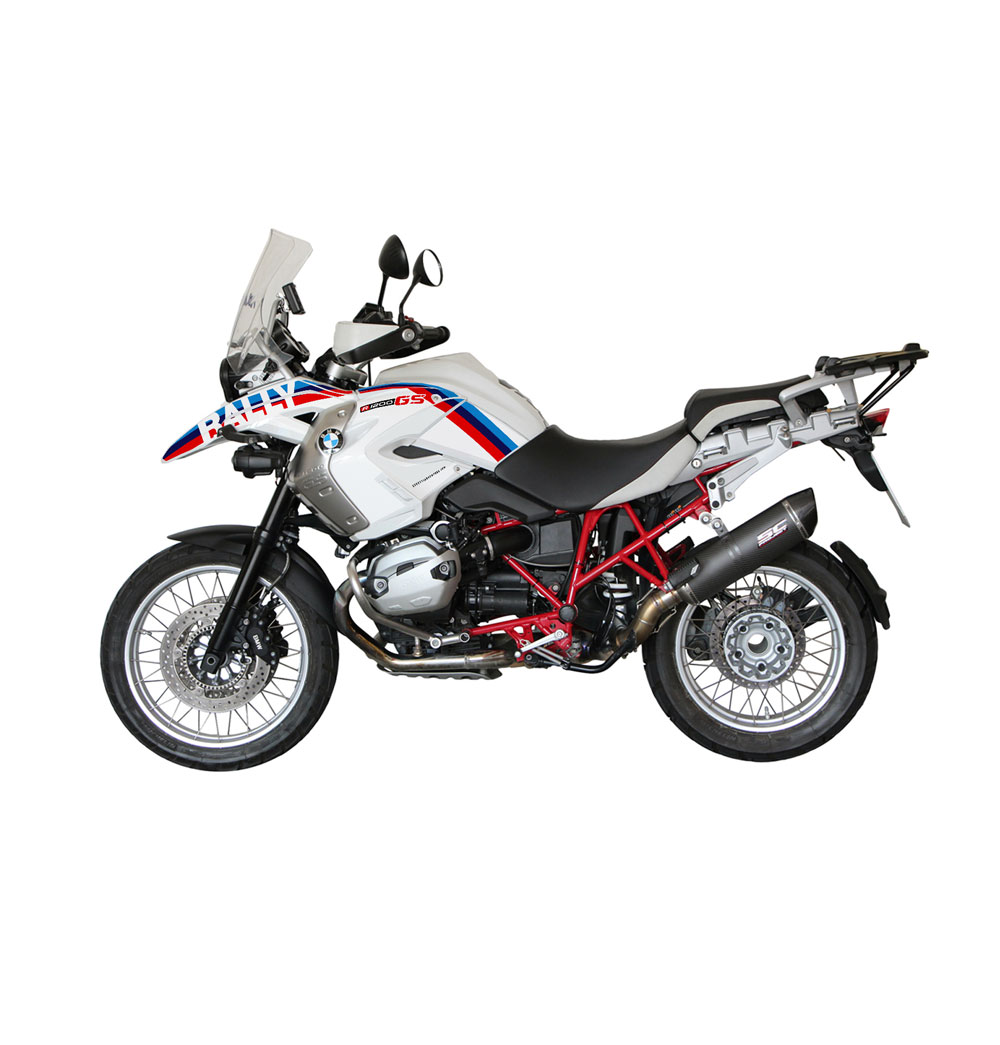 BMW R 1200 GS (08-12) – RALLY